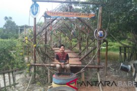 Pemdes Tukak tingkatkan insfratruktur wisata hutan manggrove