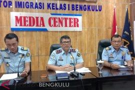 Imigrasi Bengkulu tutup layanan pembuatan paspor