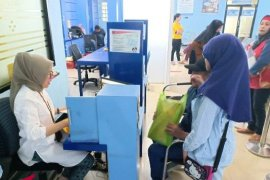 Imigrasi Bengkulu terbitkan 12.744 paspor selama 2019