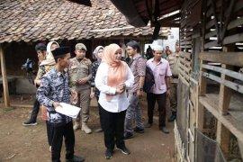 ICMI Banten Bantu  10 Unit Perahu Bagi Nelayan Pandeglang