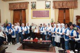 IWAPI Dirikan Dapur Umum Di Lokasi Pengungsian