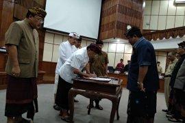 Gubernur dan Bupati se-Bali tandatangani kerja sama JKN-KBS