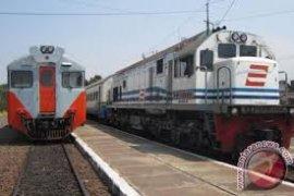 Kereta Api Sumut angkut 197.147 penumpang Natal-Tahun Baru