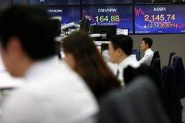 Bursa saham Seoul naik 0,31 persen
