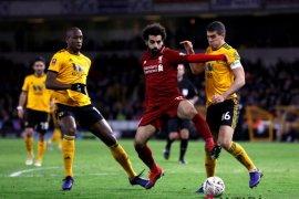 Liverpool kalah lagi, disingkirkan Wolverhampton dari Piala FA