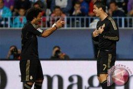Marcelo ingin ikuti Ronaldo bergabung ke Juventus