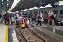 Libur Hari Nyepi, okupansi penumpang KA di Daop Jember meningkat