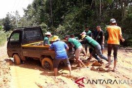 FKH berharap akses objek wisata Tayak diperbaiki