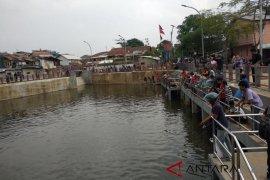 Kolam retensi Sirnaraga Bandung diresmikan