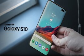 Ponsel 5G Samsung Galaxy S10 X berkelas megaton