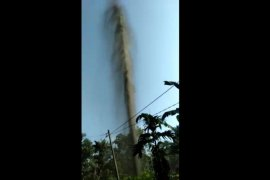 Pascasemburan gas di Aceh, lokasi masih belum aman