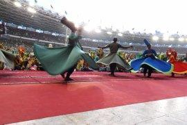 999 santri menari sufi di hari lahir ke-73 Muslimat NU