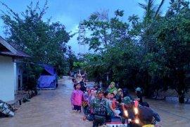 Banjir melanda Sulsel, 9 meninggal, 10 hilang