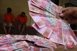 Uang palsu Rp500 juta disita, libatkan oknum polisi