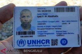 Imigrasi Bengkulu lepas kembali pencari suaka Palestina