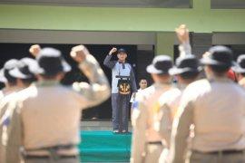 Kopassus Latih Kepemimpinan Dan Nilai Kebangsaan Pejabat Banten