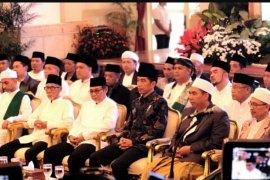 Presiden Jokowi: Hoaks harus diluruskan untuk menghindari perpecahan