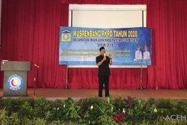 Aceh besar berkomitmen wujudkan pembangunan sesuai perencanaan