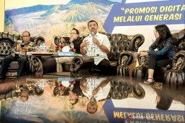 "Kemenpar Ajak Milenial Surabaya ""Go Digital"" Promosikan Pariwisata"