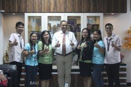 Mahasiswa Filipina bangga dengan Undiksha