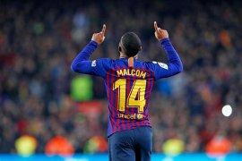 Gol Malcom selamatkan Barca pada semifinal Piala Raja