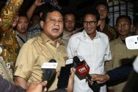 Rapat konsolidasi BPN Prabowo-Sandi di Solo