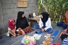 Bunda Fey Intensifkan Kunjungi Ibu Hamil di Kediri