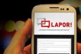 Aplikasi LAPOR! dibanjiri 9.161 laporan pengaduan selama pandemi