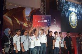 """Tim ROC Bali sabet juara e-sport """"Piala Presiden 2019"""" (video)"""