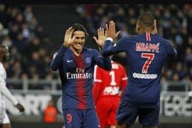 Kontra MU, formasi penyerang PSG tanpa Neymar dan Cavani