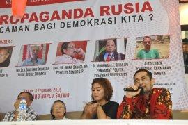 Boni: Politik berbasis kebohongan ancam ketahanan demokrasi