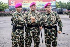 Jabatan Komandan Brigif 2 Marinir Diserahterimakan