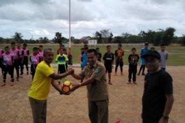 Pemkab Bangka gelar Liga Sepakbola Pelajar U-14 dan U-16