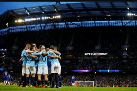 Manchester City lolos ke perempat final setelah ancurkan Schalke 7-0