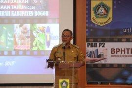 Pemkab Bogor susun rancangan kerja perangkat daerah