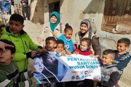Adara kembali kirim bantuan untuk pengungsi Palestina