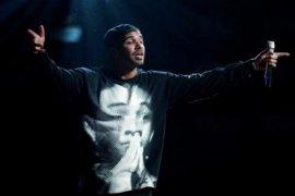 Obama beri izin untuk Drake berperan sebagai dirinya