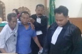 Kakek korupsi lahan tahura di Bali divonis empat bulan
