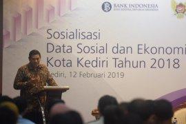 Wali Kota: Ekonomi Kediri Catat Pertumbuhan Positif
