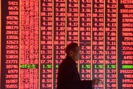 Saham China turun, kekhawatiran regulasi tekan teknologi besar