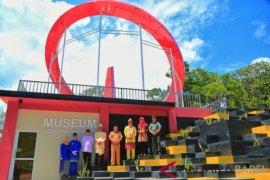 Bupati Bangka Selatan resmikan museum GMT