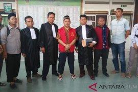 Keluarga terdakwa ujaran kebencian di Labuhanbatu mohon penangguhan penahanan
