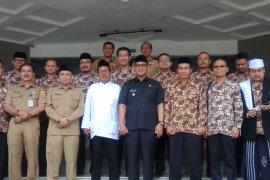 FKUB-Pemkab Bogor silaturahim perkuat toleransi beragama
