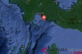 Gempa guncang Kabupaten Kaimana, Papua Barat