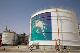 Harga minyak jatuh akibat kenaikan produksi Libya dan lonjakan COVID-19