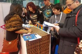 Masyarakat  Italia antusias saksikan  film Indonesia di Roma