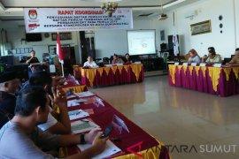 KPU Gunungsitoli terus matangkan persiapan Pemilu 2019
