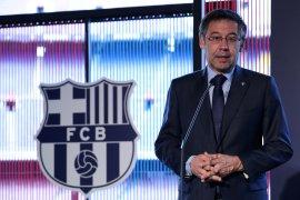 Barcelona bantah rumor serang legendanya menggunakan medsos