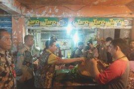 Pemkot Banjarmasin luncurkan tas purun di lima pasar tradisional