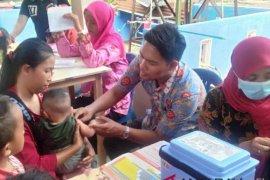 Dinkes Bangka berikan imunisasi PCV